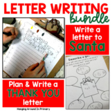Letter Writing Resources for Christmas and New Years