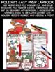 Christmas Writing Lapbook