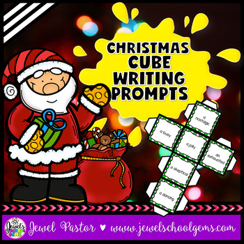 Christmas Writing Activities (Christmas Writing Prompts)