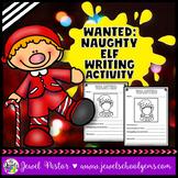 Christmas Writing Activities (Elf Writing Activities)