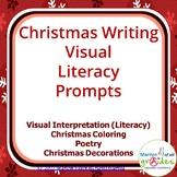 Christmas Writing Prompts - Narrative Writing - Sub Tubs.