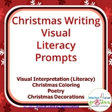 Christmas Writing Prompts - Narrative Writing - Sub Tubs.