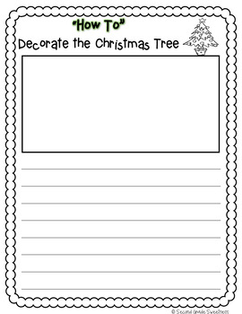 Christmas Writing Activities FREEBIE