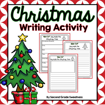 Christmas Writing Activities FREEBIE