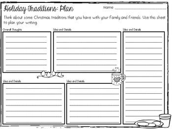 Christmas Writing Activities {Fun for the Holiday Season!}