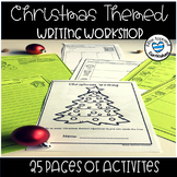 Christmas  Narrative Writing Prompts And Opinion Writing Activities