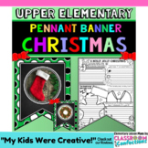 Christmas Writing Activity with Writing Prompts: 3rd Grade
