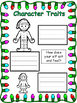 Christmas Writing Activity: Write a Character Sketch About Your Elf