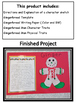 Christmas Writing Activity: Write a Gingerbread Man Character Sketch