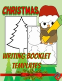 Christmas Writing Booklets (Printables)