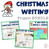 Christmas Writing Bundle: Narrative and Poetry Units
