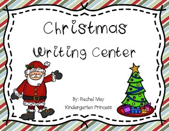 Christmas Writing Center