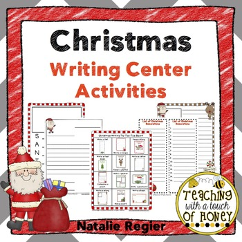 Writing Activities - Christmas