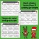 Christmas Writing Choice Board Activities