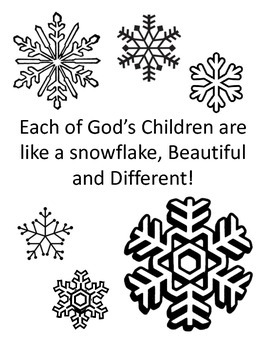 Christmas Writing & Coloring Pack - Religious