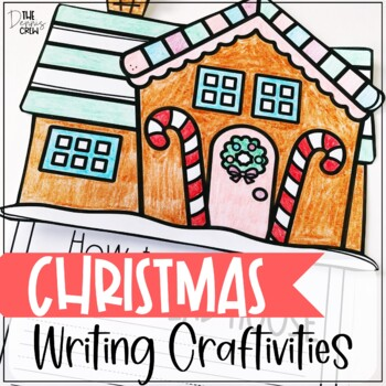 Christmas Writing Craftivities