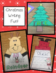Christmas Writing Craftivities! By The 2 Teaching Divas