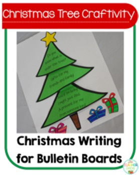 Christmas Writing Craftivity