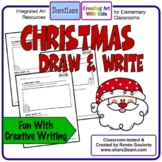 Christmas Writing Draw and Write