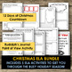 Christmas Writing, Grammar & More