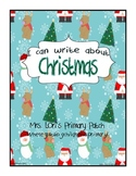 Christmas Writing Journal Prompts