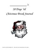 Christmas Writing Journal