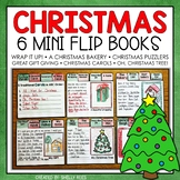 Christmas Writing Activities and Flip Books