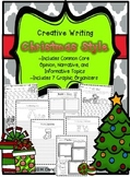 Christmas Writing {Narrative, Opinion, Informative, Creative}