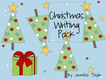 Christmas Writing Pack