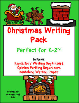Christmas Writing Packet
