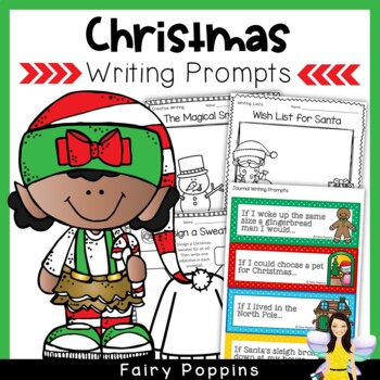Christmas Writing Paper and Story Starters