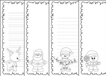 Christmas Writing Paper Template Free from ecdn.teacherspayteachers.com
