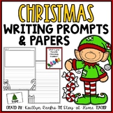 Writing Papers and Prompts - Christmas