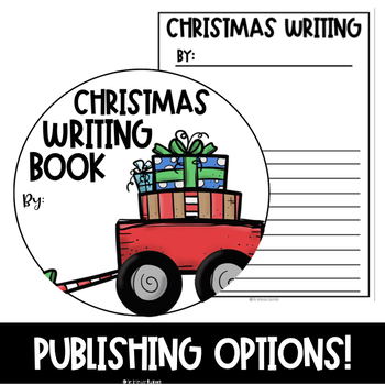 Christmas Writing: Photo Prompt Cards and Writing Paper