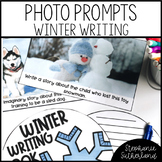 Winter Writing: Photo Prompt Cards and Writing Paper