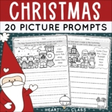 Christmas Writing Prompts {Picture Prompts}