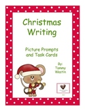 Christmas Writing Picture Prompts & Task Cards