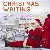 Christmas Writing: 11 Printable Prompts (Grades 3-7)
