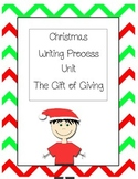 Christmas Activity - Writing Process Unit