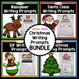 Christmas Writing Prompt BUNDLE