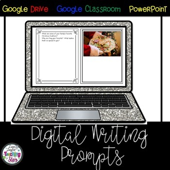 Christmas Writing Paper and Prompts