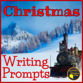 Christmas Writing Prompts with Pictures | Narrative Writin