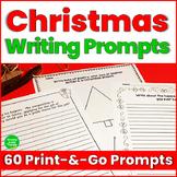 Christmas Writing Super Pack! 60 No-Prep Printables