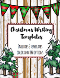 Christmas Writing Templates (5 in 1)