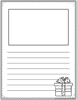Christmas Writing: Thematic Paper Mega Pack