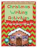 Christmas Writing Topics