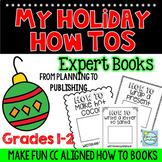 Christmas How To Writing Unit ~ Holiday How to Books ~ Christmas Writing