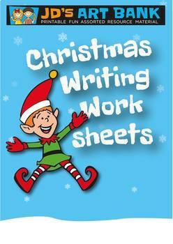 Christmas Writing Worksheets