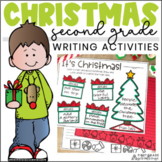 Christmas Writing Activities Second Grade | Christmas Writing Prompts