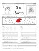 Christmas Writing w Sign Language ASL